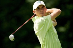 Horschel in 2006 U.S. Open at Winged Foot GC. Photo Credit: Erza Shaw/Getty Images.