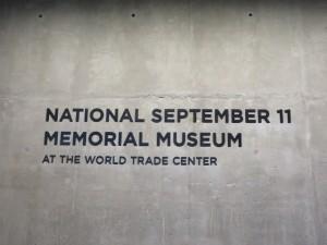 The National September 11 Memorial Museum.
