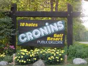 Cronin's Golf Resort, you can't beat it anywhere in the Adirondacks for value, golf and fun!