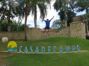 It is easy to get to Casa de Campo. Once there you will jump for joy like I did!