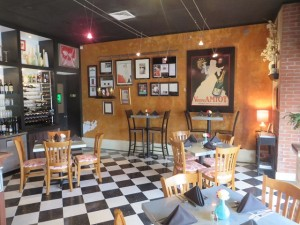 Crady's Eclectic Cuisine is a nice little place I came across in Conway, SC- tasty homemade lunches and desserts!