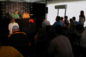 Nick Cullen's champion interview moderated by PGA Australia's Olivia McMillan.