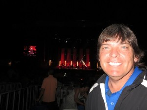 Memorable evening at the John Legend concert!