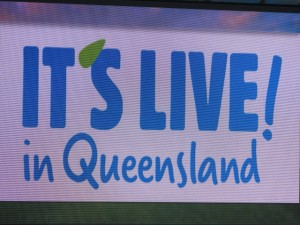 Queensland: It's LIVE and EXCITING!