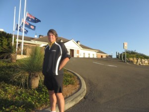 Good Bye for now Australia, it's been a thrill to be here! Ending where it started six weeks ago at New South Wales GC.
