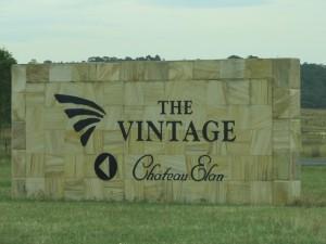 The Vintage & Chateau Elan, one remarkable destination!