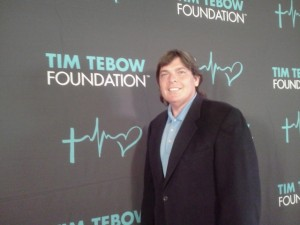 The Tim Tebow Foundation Celebrity Gala & Golf Classic is a great charitable event and fun to cover!