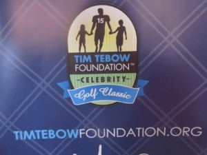The Tim Tebow Foundation helps kids around the world.