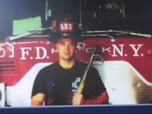 Stephen Siller, Firefighter and September 11 Hero.