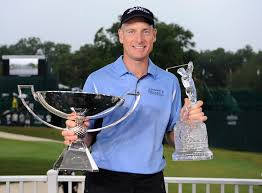 Jim Furyk earned two trophies on the last day of the 2010 season as he won the TOUR Championship and the FedEx Cup.   Photo Credit: Google Images