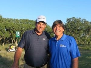 "With Phil Blackmar: ""golf is a worldwide sport with nationality associated with the Ryder Cup, Presidents Cup and tours around the world, need mental fortitude to become an Olympic Golf Champion."""