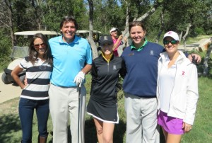 Bloggers are so much fun to play golf and hang out with!