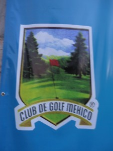 Golf Club of Mexico!