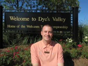 Brian Riddle, Golf Professional resides at TPC Sawgrass, Home of the PLAYERS on the Stadium and The Web.com Championship on Dye's Valley.