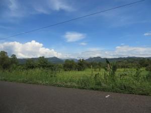Beautiful countryside of Guatemala.