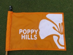 The new Poppy Hills, the only things that haven't changed are the poppies and being in the Del Monte Forest!