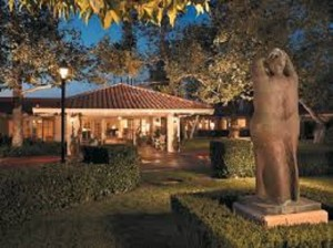 Your arrival at Rancho Bernardo Inn is a bit secluded, relaxed and certainly welcoming!