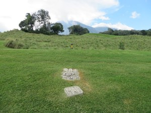 The Mayan tablets for Mak, the 13th month on the 13th tee.