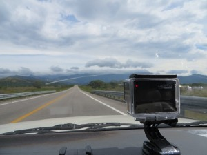 Torch with her Go Pro took me where the road lead us, south to the Guatemala border. Such a beautiful ride I took 35 short 2-3 minute videos along the way.