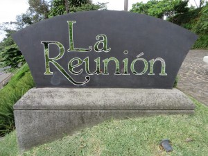 La Reunion is a special place in a special country!