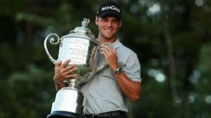 Martin Kaymer, deservingly so, took home the Wannamaker Trophy...