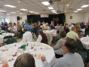 It was a packed house at the Kalurah Shrine for the 9th Annual Hartfest.