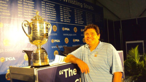 Indeed, a memorable week, at Whistling Straits for the 2010 PGA Championship...