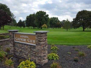 The beautiful, historic and challenging Geneva Country Club, a 9-holer built in 1890!