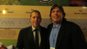 With Brad Clayton, 2015 Deacon Palmer Award Recipient.