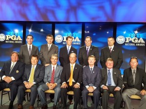 The 2015 PGA of America National Awards Recipients!