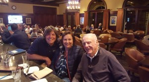 With my new friends Lucero & Stu... u meet the nicest people at TPC Sawgrass!