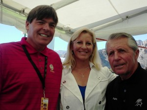It was a great honor for Merri Daniel and I to meet and interview Gary Player at the 2013 Humana Challenge.