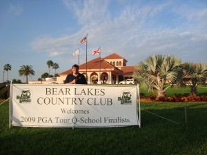 Bear Lakes Country Club, host to the 2009 Q-School.