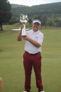Paul Goydos, now a champion on the Champions Tour for the 3rd straight year! Photo Credit: Jim Maggiore