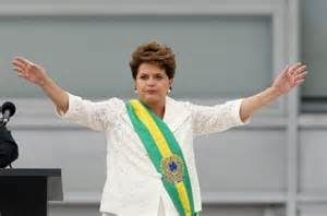 Embattled President of Brazil Dilma Roussef. Photo Credit: Google Images
