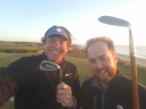 What a way to close out the 2016 West Coast Golf Journey- Bandon Dunes, Sunset Hickory Golf with Michael Chupka!