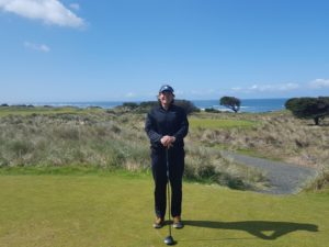 Yeah, this is Bandon Dunes!
