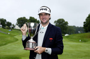 Bubba Watson, 2011 Farmers Insurance Open Champion! Photo Credit Richard Mille
