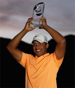 2011 PGA TOUR Week Rookie Jhonattan Vegas Wins the 2011 Bob Hope Classic!   Photo Credit: Golf Monthly