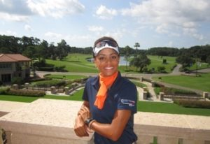 Robyn James may look back one day to an amateur tournament at TPC Sawgrass as a huge stepping stone on her journey to become a professional golfer.