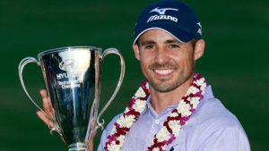 Byrd wins 2011 PGA Tour season-opener after two missed putts by Garrigus. Photo Credit: PGA.com