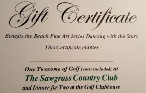 _640 Gift Certificate