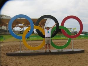 What an inspiring experience to witness the return of Olympic Golf! TROML Baby!