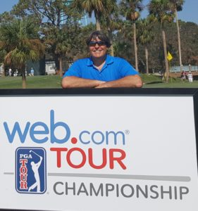 It was a fun week at the 2017 Web.com Tour Championship at Atlantic Beach Country Club!