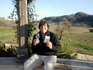 Happy to golf and drink wine... by the way CordeValle is a very woman-friendly environment.