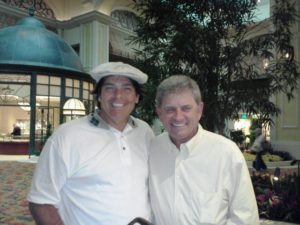 Sadly Mr. Hickory Golf did not get to play golf with Nick Price but I did get to hang with him for a little bit... the Hall of Famer is as nice as everyone says he is!