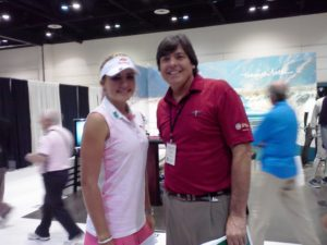 What's on my mind... next LPGA star... Lexi Thompson...