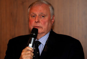 Peter Alliss, Member of the World Golf Hall of Fame is authentic and speaks his mind.Andrew Redington/Getty Images