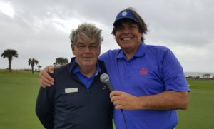 "'Joey' Burch is the kind of guy you want to meet (and interview if you are a writer) when you visit the Hammock Beach Resort... Joey said something simple, profound, and heartfelt to me- ""It's good to see golfers on the golf course again!"" I could not agree more!"