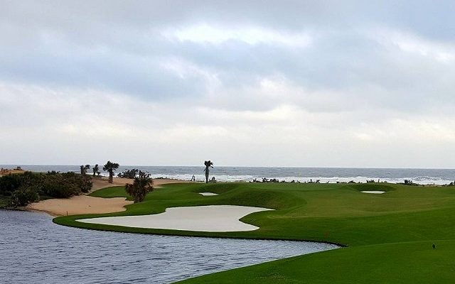 Ocean Course at the Hammock Beach Resort!